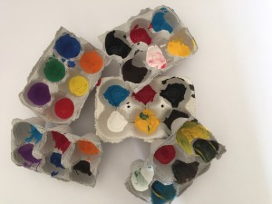Artist's Palettes (2014)