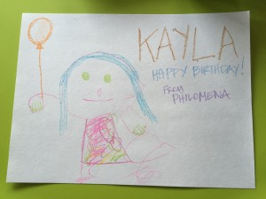 Happy Birthday Kayla (2015)